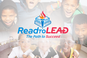 Read to Lead Campaign Logo
